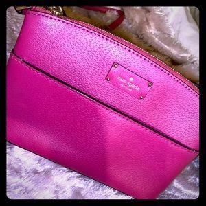 Fuchsia Kate Spade purse